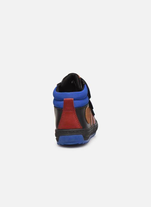 Sneaker Mod8 Talye schwarz ansicht von rechts