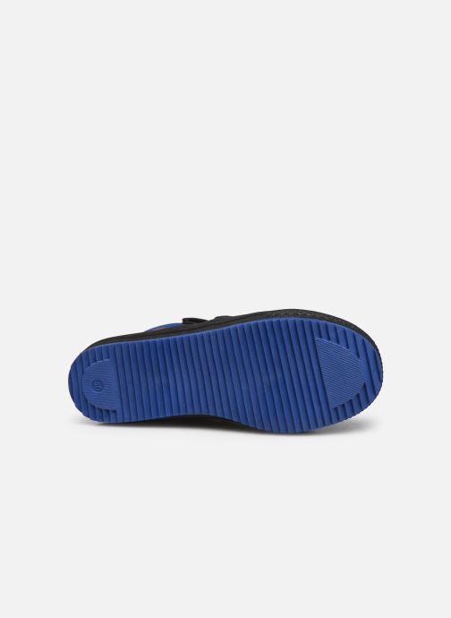 Sneaker Mod8 Talye schwarz ansicht von oben