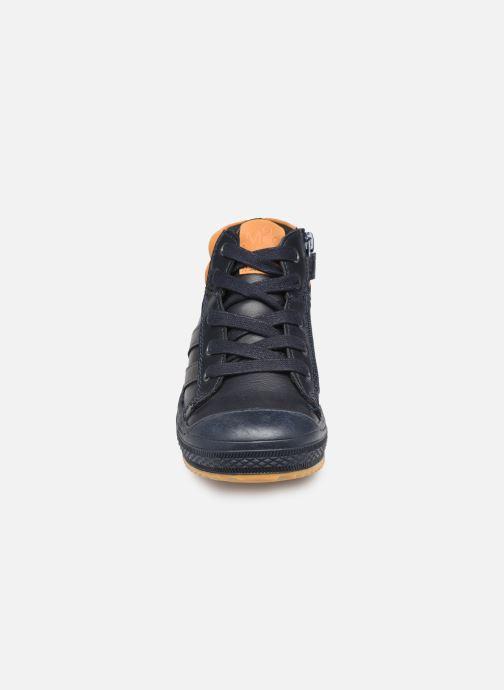 Sneaker Mod8 Talou blau schuhe getragen