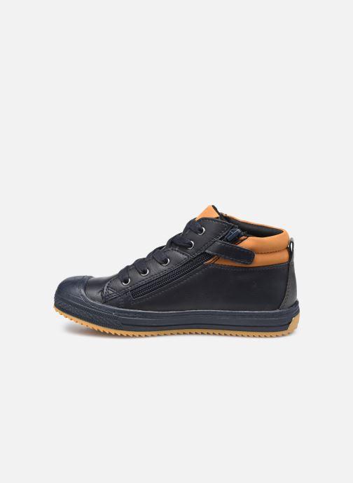 Sneaker Mod8 Talou blau ansicht von vorne