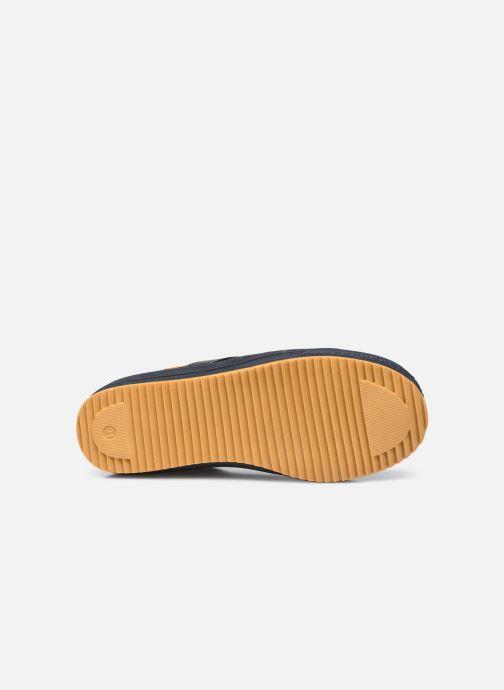 Sneaker Mod8 Talou blau ansicht von oben