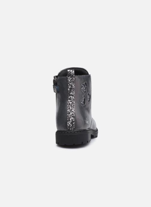 Boots en enkellaarsjes Mod8 Tinaly Grijs rechts