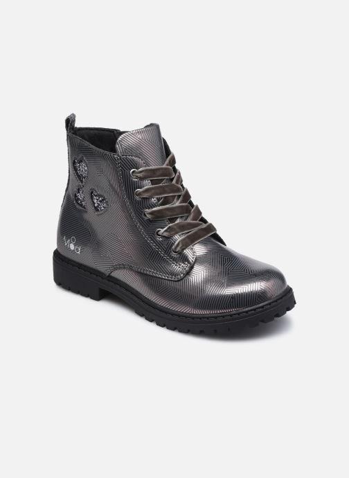Boots en enkellaarsjes Mod8 Tinaly Grijs detail
