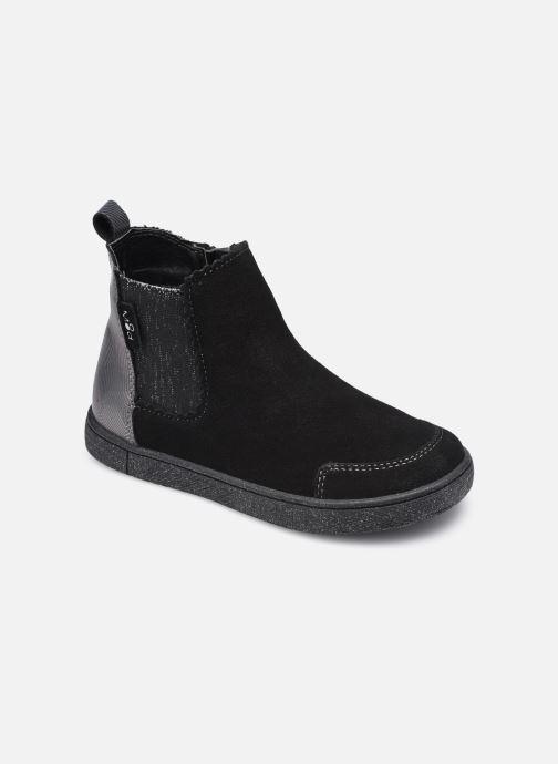 Bottines et boots Mod8 Blanou Noir vue détail/paire