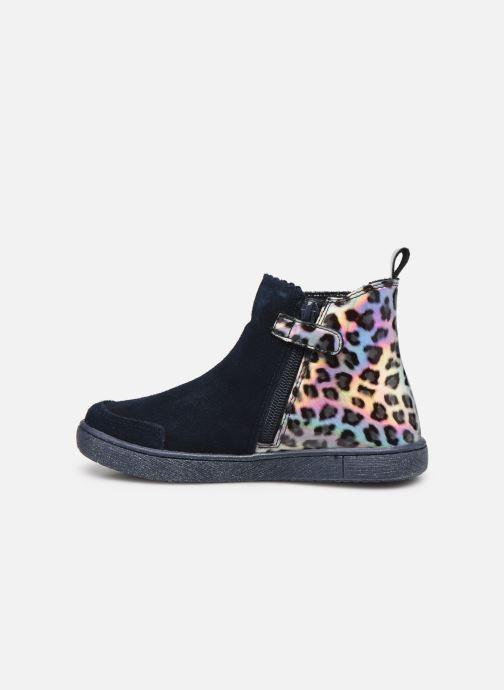 Bottines et boots Mod8 Blanou Bleu vue face