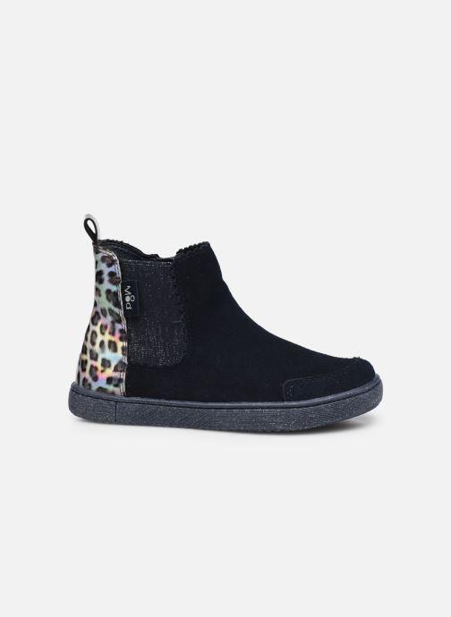 Bottines et boots Mod8 Blanou Bleu vue derrière