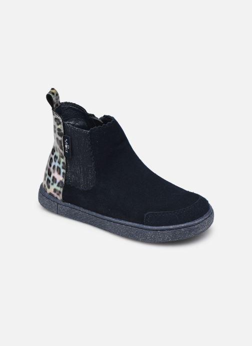 Bottines et boots Mod8 Blanou Bleu vue détail/paire