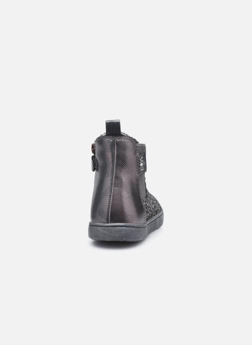 Bottines et boots Mod8 Blanou Gris vue droite