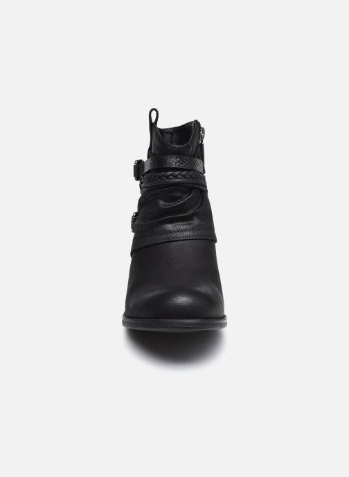 Stiefeletten & Boots MTNG 50265 schwarz schuhe getragen