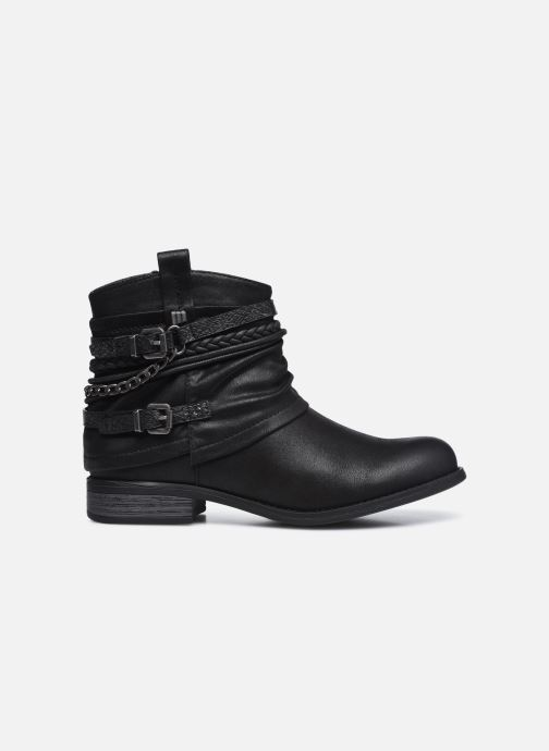 Stiefeletten & Boots MTNG 50265 schwarz ansicht von hinten