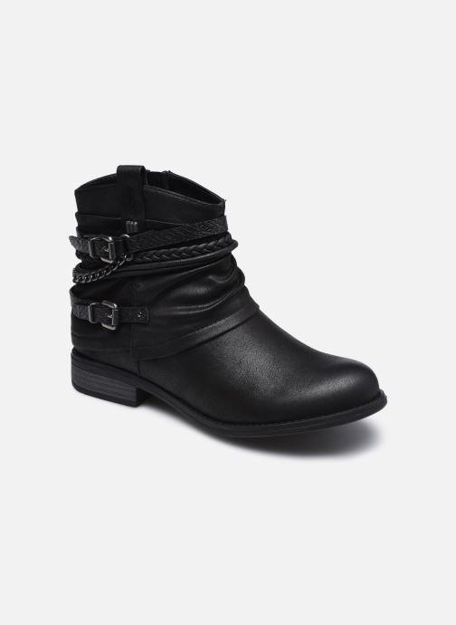 Stiefeletten & Boots MTNG 50265 schwarz detaillierte ansicht/modell