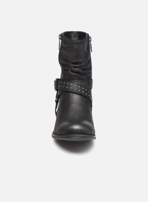 Bottines et boots MTNG 50202 Noir vue portées chaussures
