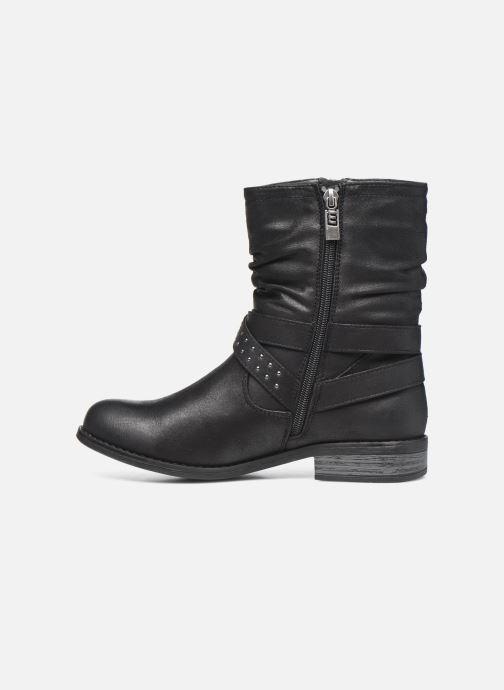 Bottines et boots MTNG 50202 Noir vue face