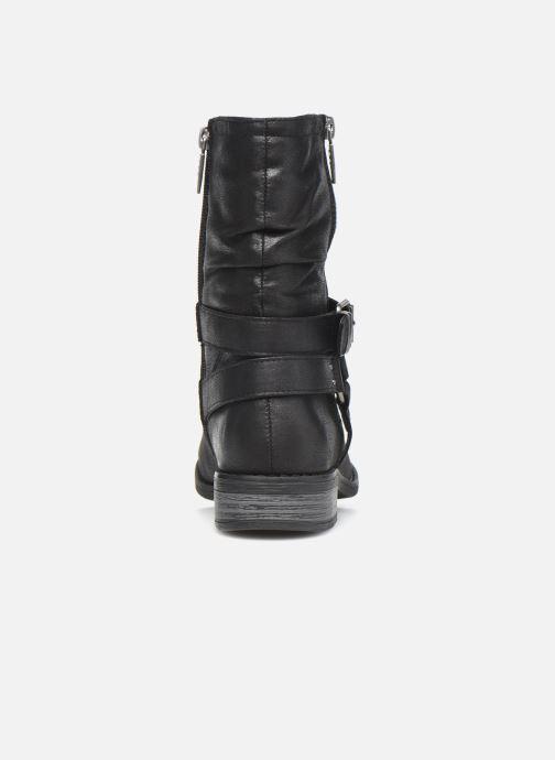 Bottines et boots MTNG 50202 Noir vue droite