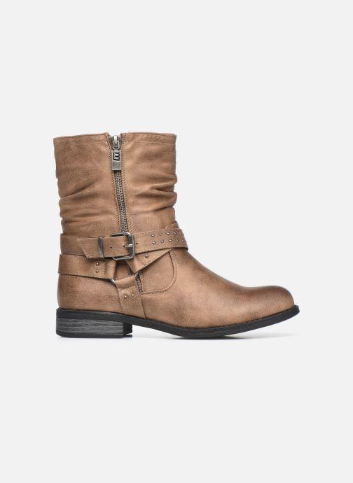 Bottines et boots MTNG 50202 Marron vue derrière