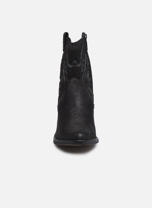 Stiefeletten & Boots MTNG 58685 schwarz schuhe getragen