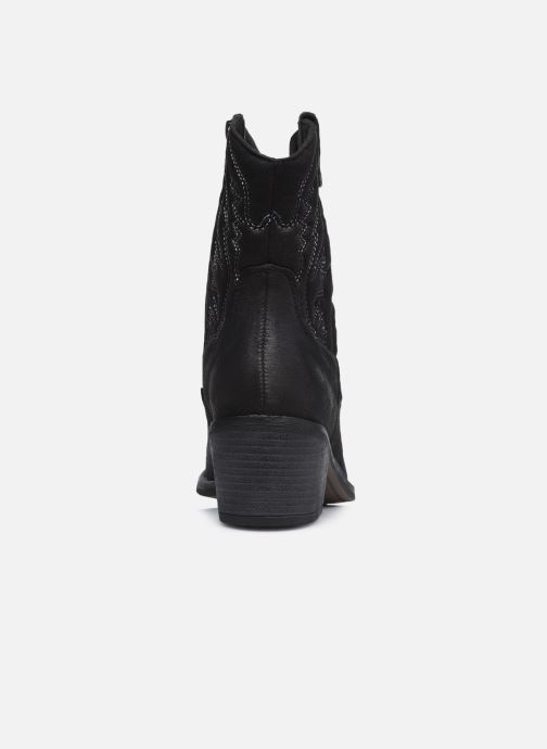 Stiefeletten & Boots MTNG 58685 schwarz ansicht von rechts