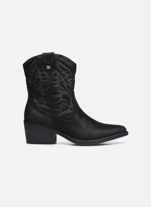 Stiefeletten & Boots MTNG 58685 schwarz ansicht von hinten