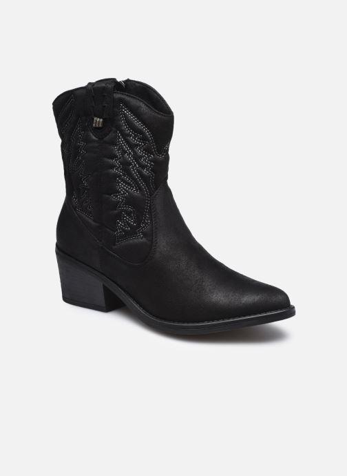 Stiefeletten & Boots MTNG 58685 schwarz detaillierte ansicht/modell