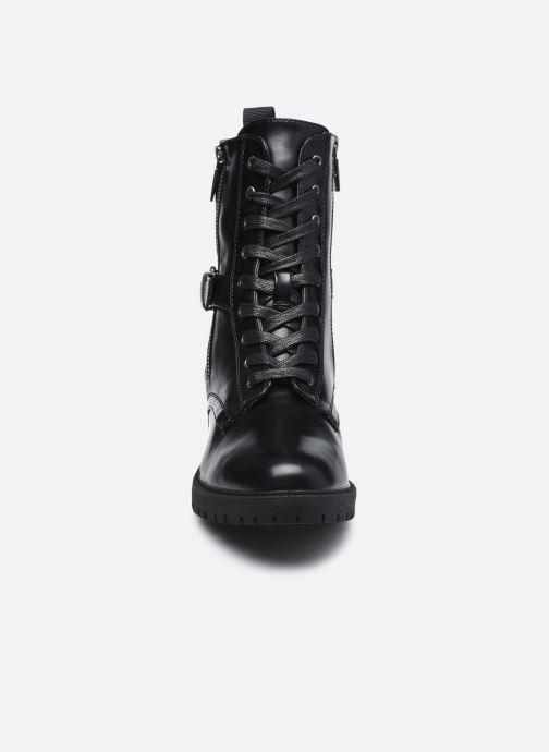 Bottines et boots MTNG 50355 Noir vue portées chaussures