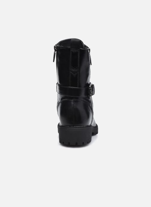 Bottines et boots MTNG 50355 Noir vue droite