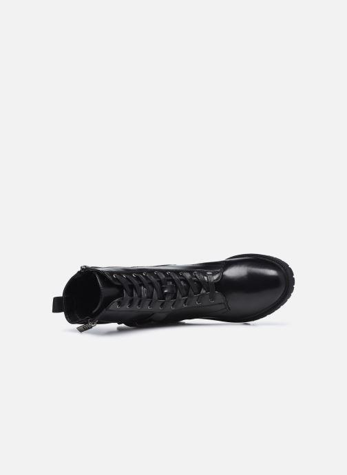 Bottines et boots MTNG 50355 Noir vue gauche