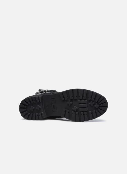 Bottines et boots MTNG 50355 Noir vue haut