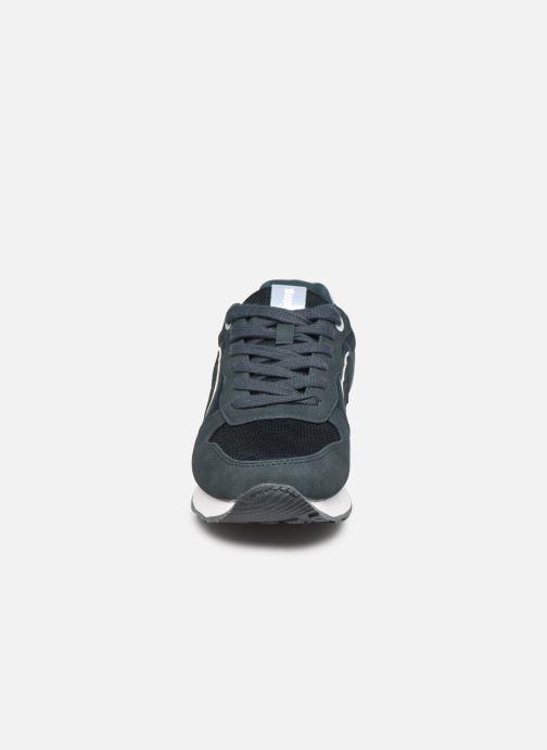 Baskets MTNG 69705 Bleu vue portées chaussures