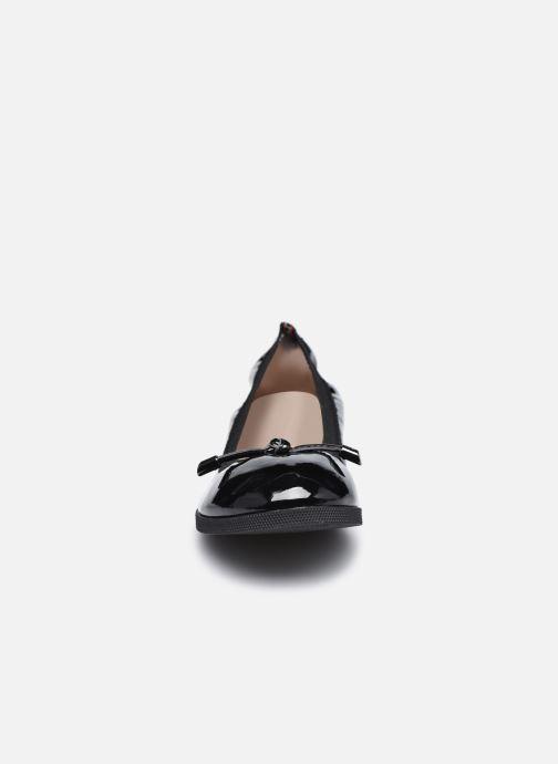 Ballerines LPB -LES PETITES BOMBES TINA Noir vue portées chaussures