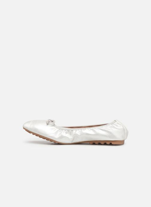 Ballerinas LPB -LES PETITES BOMBES AMBROSIA silber ansicht von vorne