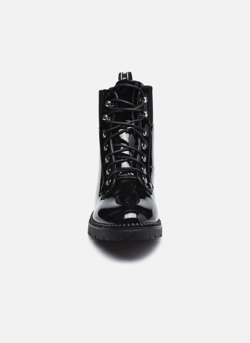 Bottines et boots LPB -LES PETITES BOMBES AMBELLINE Noir vue portées chaussures