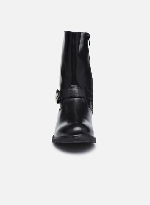 Stiefeletten & Boots LPB -LES PETITES BOMBES ANGELIQUE schwarz schuhe getragen