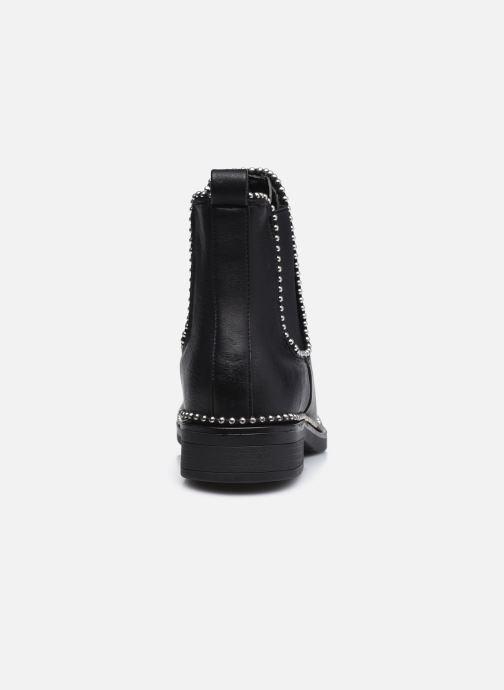 Bottines et boots LPB -LES PETITES BOMBES AURE Noir vue droite