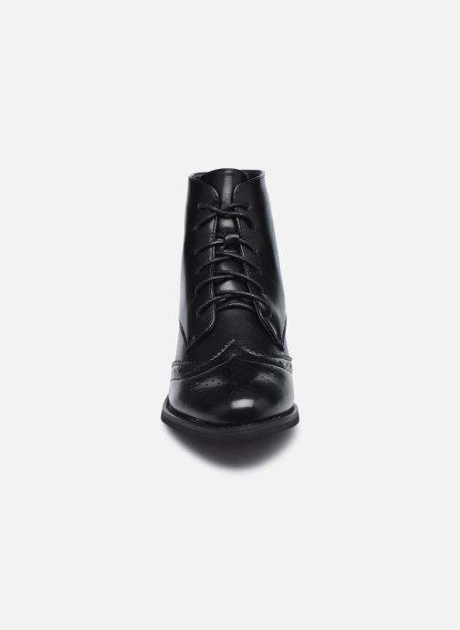 Bottines et boots LPB -LES PETITES BOMBES AIKO Noir vue portées chaussures