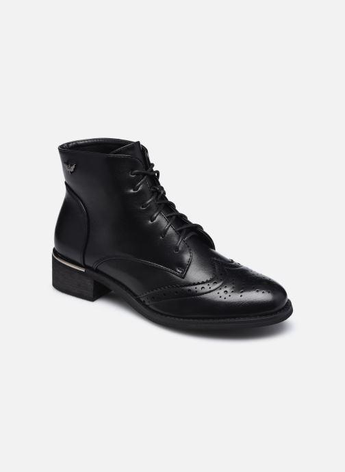 Boots en enkellaarsjes LPB -LES PETITES BOMBES AIKO Zwart detail