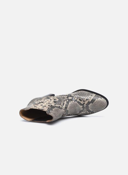 Stiefeletten & Boots LPB -LES PETITES BOMBES AUDREY beige ansicht von links