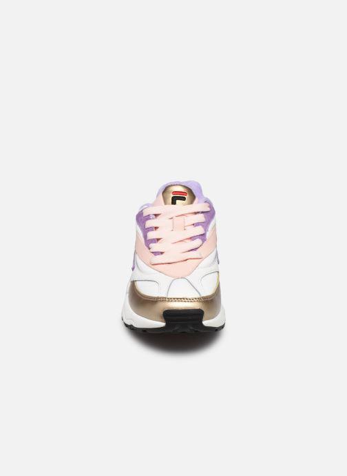Sneaker FILA V94M F JR mehrfarbig schuhe getragen