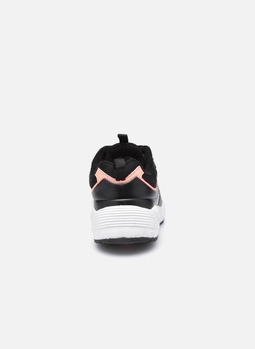 Sneaker FILA HORIZON RUN JR schwarz ansicht von rechts