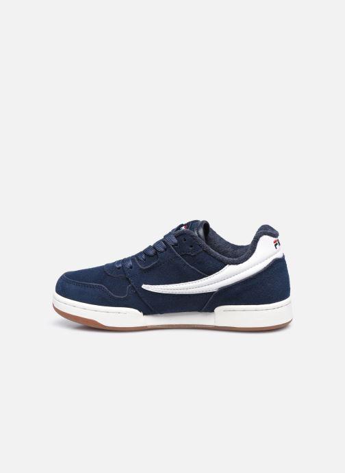 Sneaker FILA ARCADE S KIDS blau ansicht von vorne