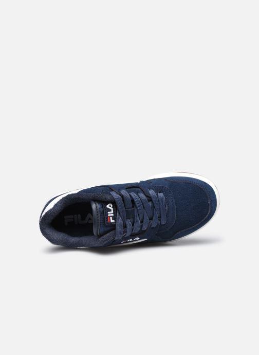 Sneaker FILA ARCADE S KIDS blau ansicht von links