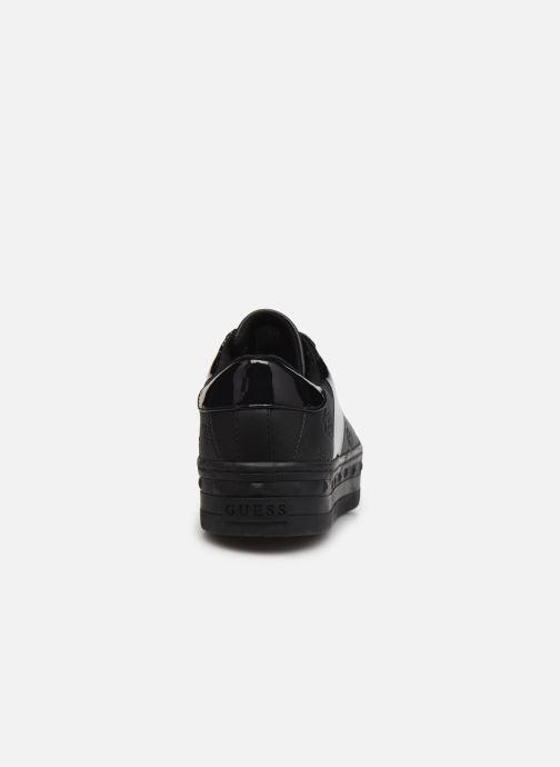Sneakers Guess FL8BUS FAL12 Nero immagine destra