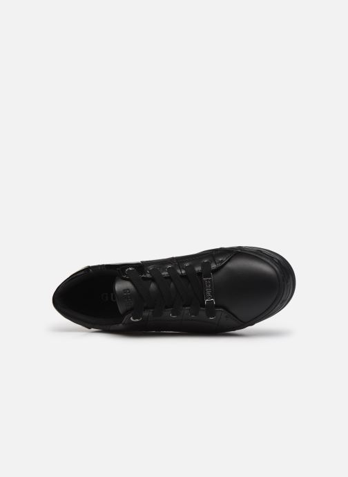 Sneakers Guess FL8BUS FAL12 Nero immagine sinistra