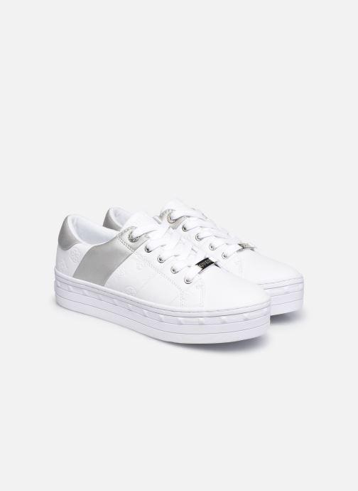 Sneakers Guess FL8BUS FAL12 Bianco immagine 3/4