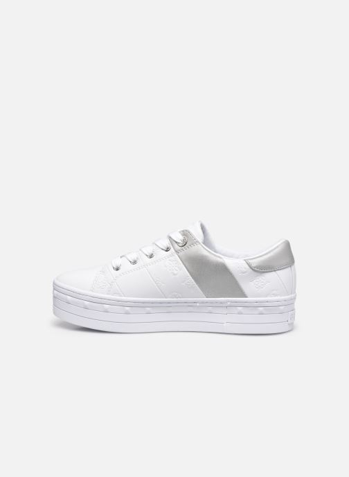 Sneakers Guess FL8BUS FAL12 Bianco immagine frontale