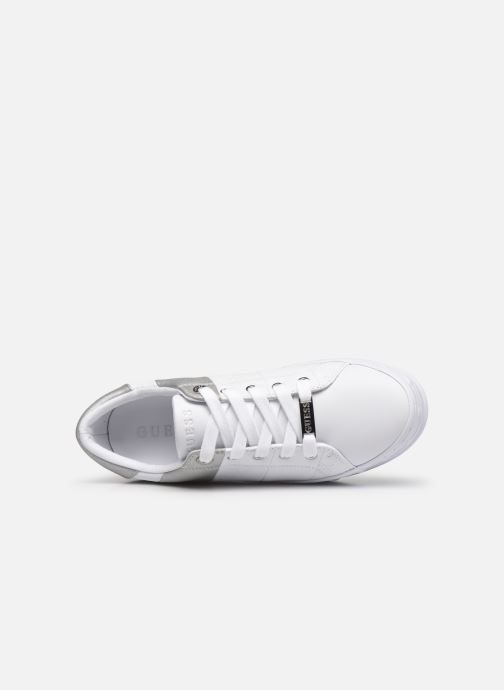 Sneakers Guess FL8BUS FAL12 Bianco immagine sinistra