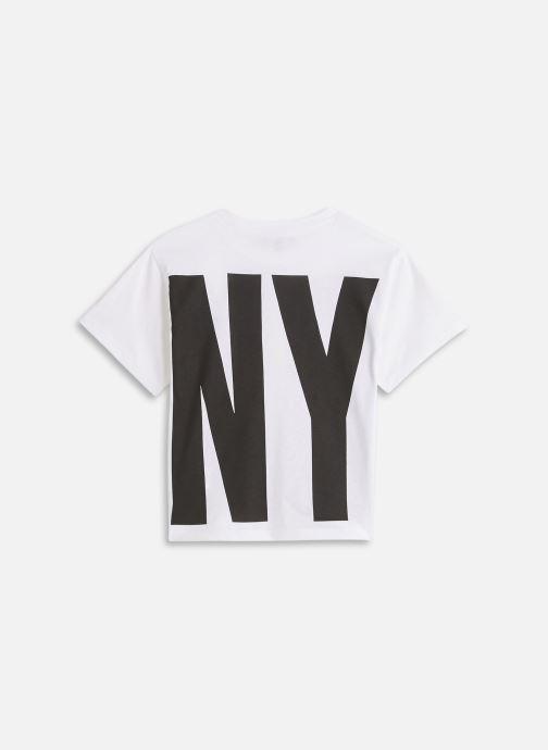 Vêtements DKNY D35Q84 Blanc vue bas / vue portée sac