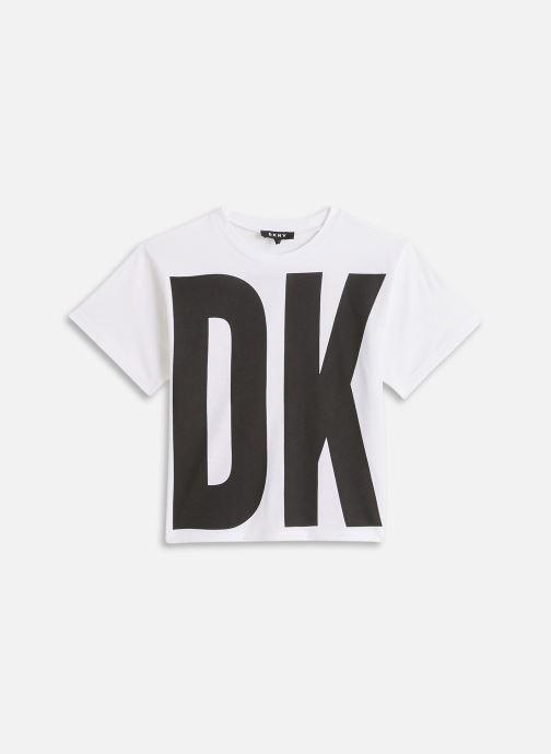 Vêtements DKNY D35Q84 Blanc vue détail/paire