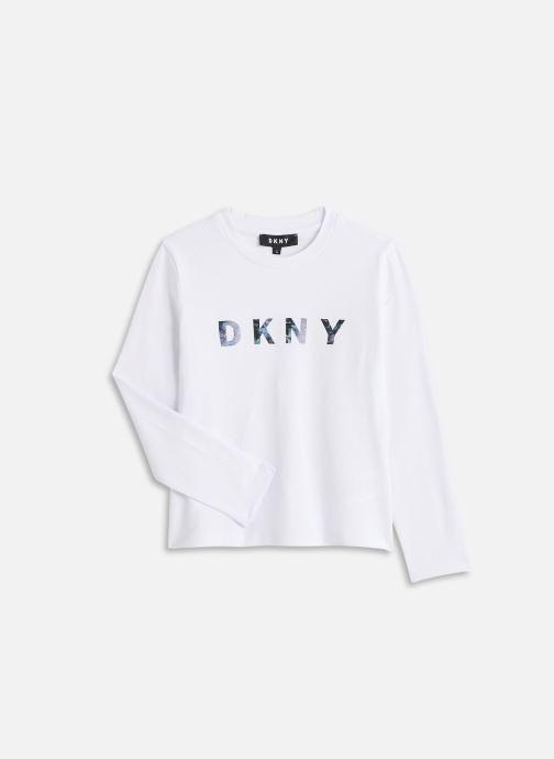 Vêtements DKNY D35Q78 Blanc vue détail/paire
