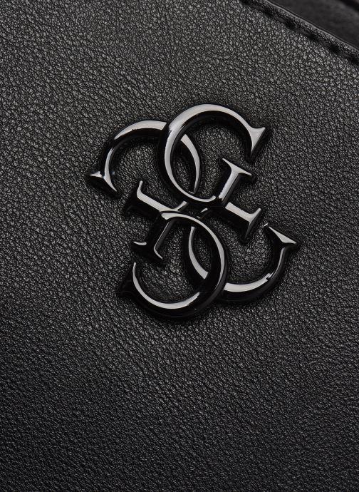 Bolsos de mano Guess NOELLE Negro vista lateral izquierda