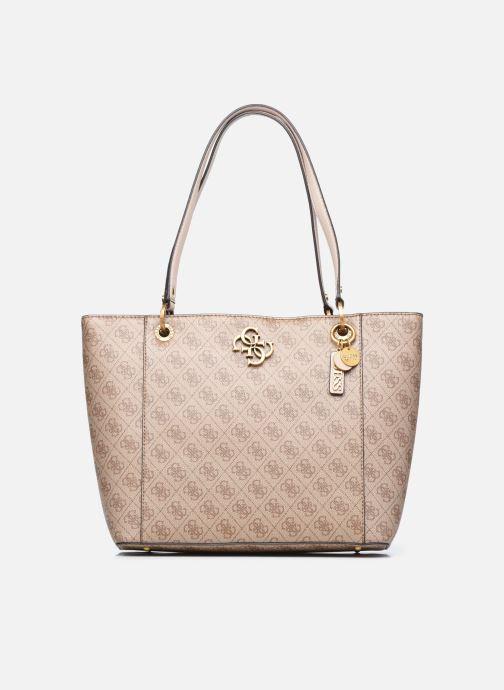 Handtaschen Guess NOELLE braun detaillierte ansicht/modell